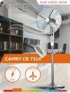 Camry CR 7314 Cyrkulator stojący - 40 cm