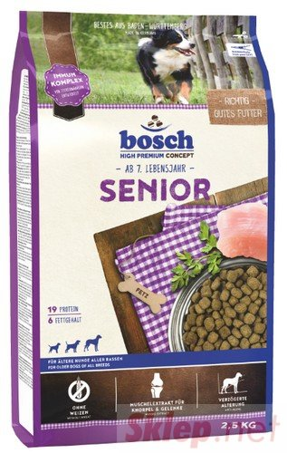 Bosch Senior 2,5kg