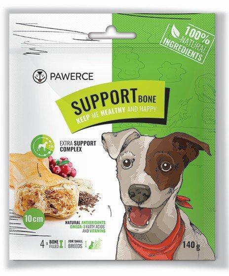 Pawerce Support Bone Small Breeds 4szt/op 140g