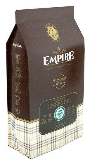 Empire Dog Puppy Growth Diet 12kg