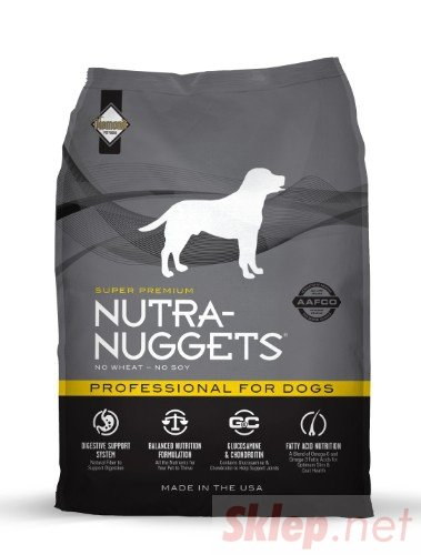 Nutra Nuggets Professional Dog 15kg