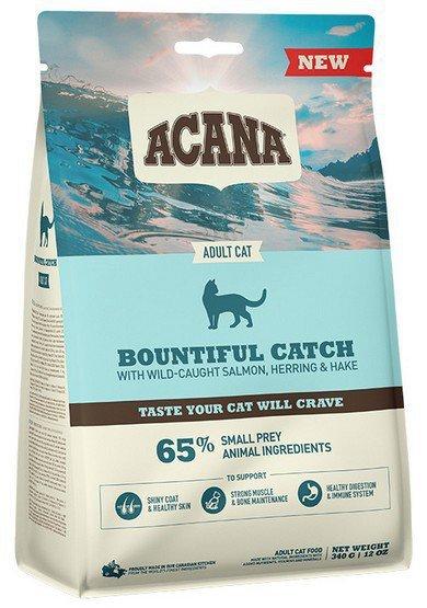 Acana Bountiful Catch Cat & Kitten 340g