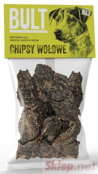 Bult Chipsy wołowe 150g