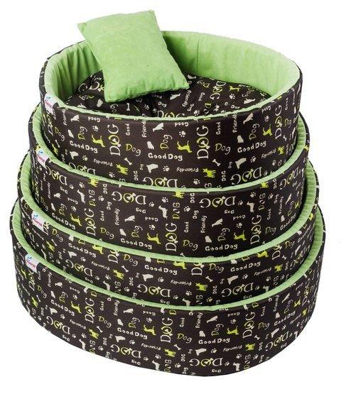 Diversa Legowisko Funky Dog 4 zielony