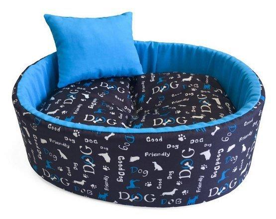 Diversa Legowisko Funky Dog 1 niebieski