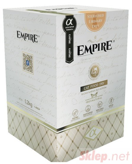 Empire Cat Sterilised Urinary Diet 1,2kg