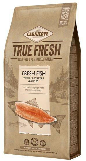 Carnilove Dog True Fresh Fish Adult - ryba 4kg