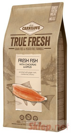 Carnilove Dog True Fresh Fish Adult - ryba 11,4kg