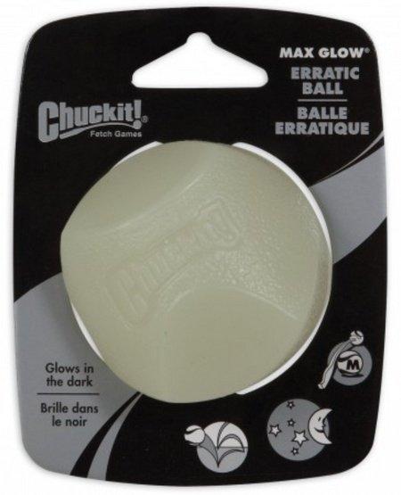 Chuckit! Max Glow Erratic Ball [31674]