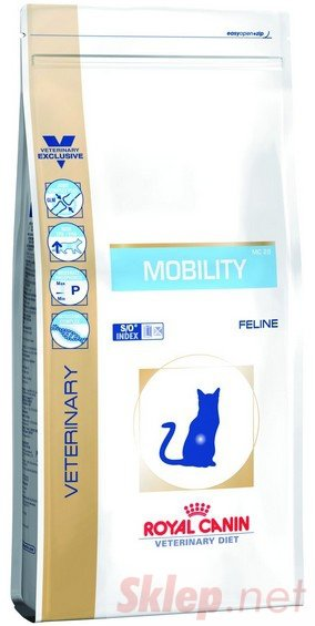 Royal Canin Veterinary Diet Feline Mobility MC28 2kg