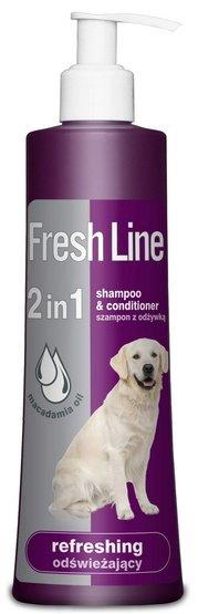 Fresh Line 2w1 Odświeżający - Szampon z odżywką 220ml