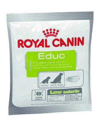 Royal Canin Nutritional Supplement Educ zdrowy przysmak dla szczeniąt i psów dorosłych 50g