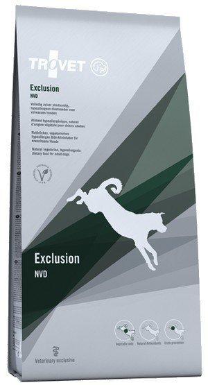 Trovet NVD Exclusion dla psa 2,5kg
