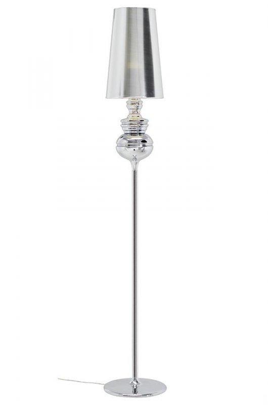 Lampa podłogowa QUEEN FLOOR 26 chromowa