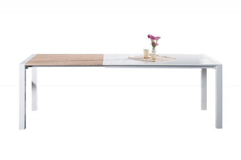 Stół rozkładany CASPER 135-175-215 dąb