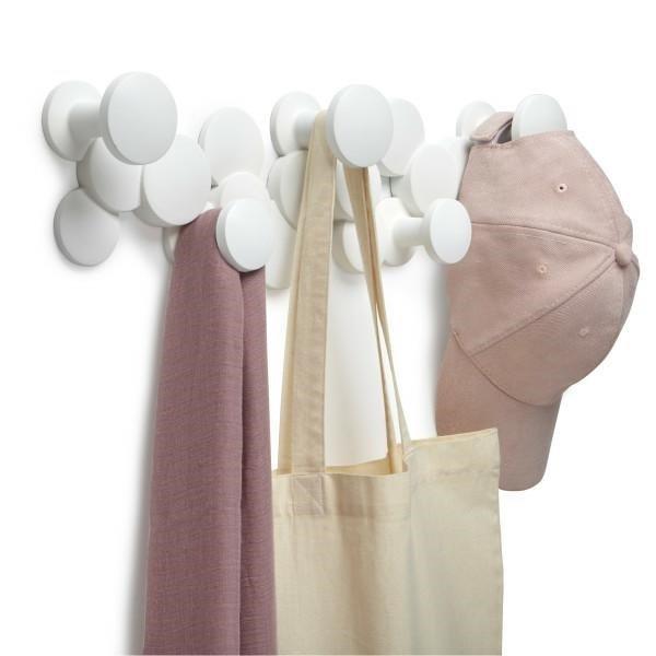 UMBRA wieszak na ubrania BUBBLE -biały
