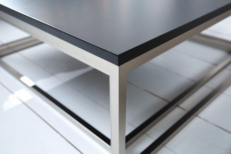 INVICTA zestaw stolików NEW ELEMENTS 2 czarne