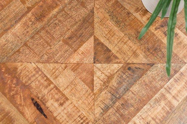 INVICTA stolik INFINITY HOME 60 naturalne Mango - lite drewno mango, metal