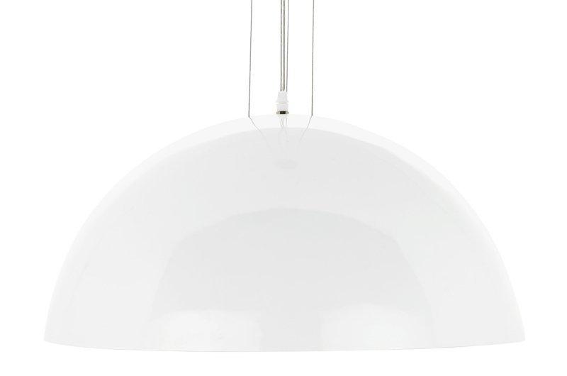 Lampa wisząca ELEGANTE 60 biała