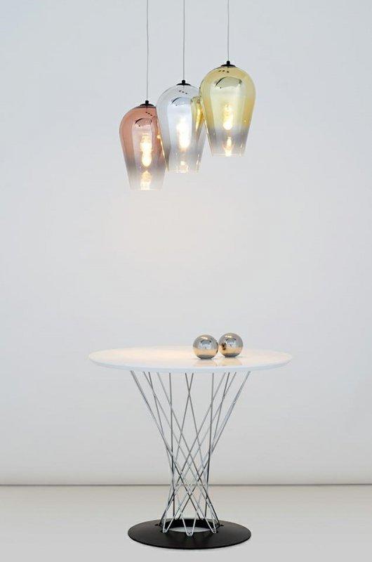 Lampa wisząca VENZA 20 chromowana