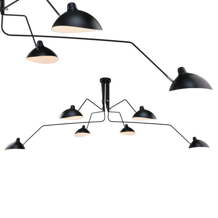 Lampa wisząca RAVEN 6