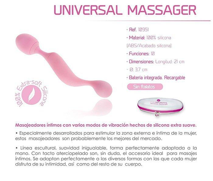 Stymulator-FEM. Universal Massager