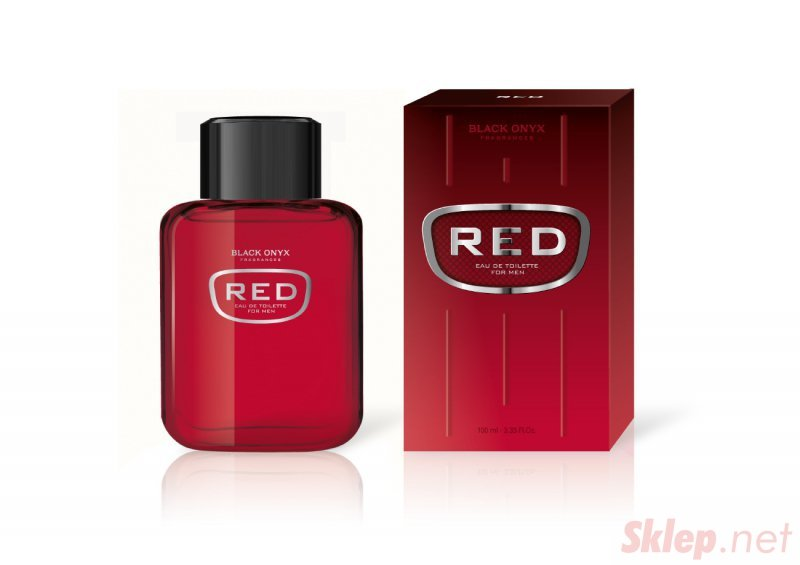Black Onyx Red for men 100 ml