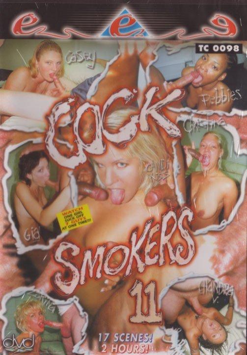 DVD-Cock Smokers 11