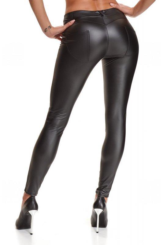 Bielizna - BRGIULIA001 legginsy czarne rozmiar M