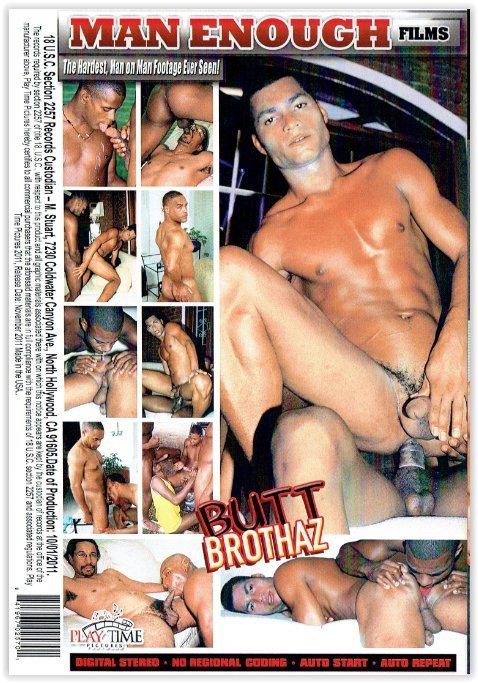 DVD-Butt Brothaz