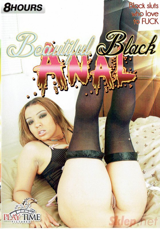 DVD-Beautiful Black Anal