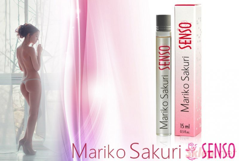 Feromony-Mariko Sakuri SENSO 15 ml for women