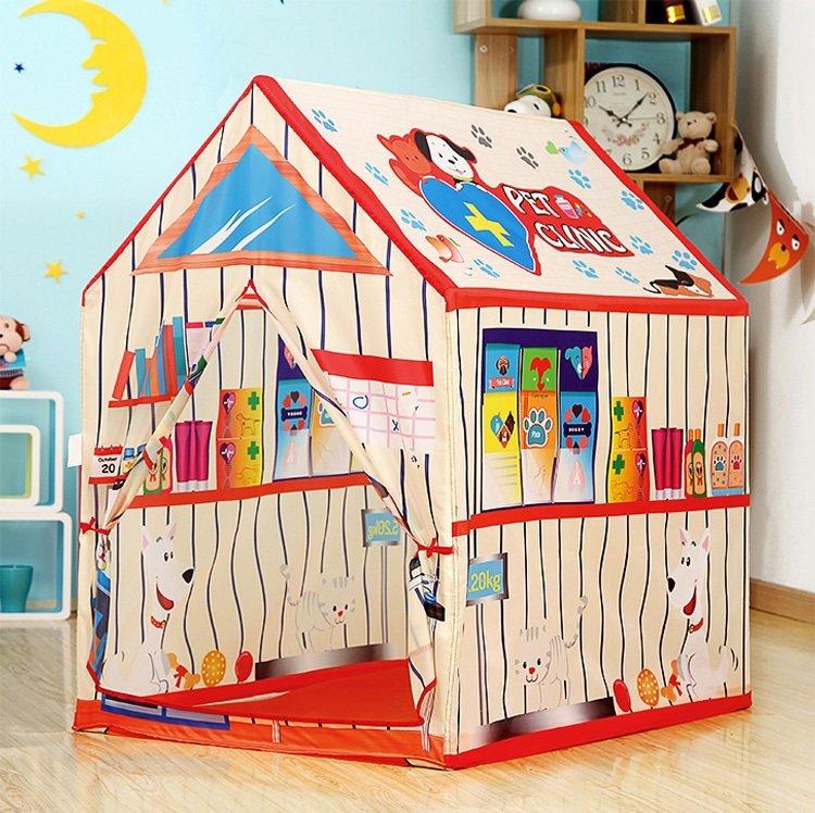 Namiot namiocik weterynarza domek dla dzieci