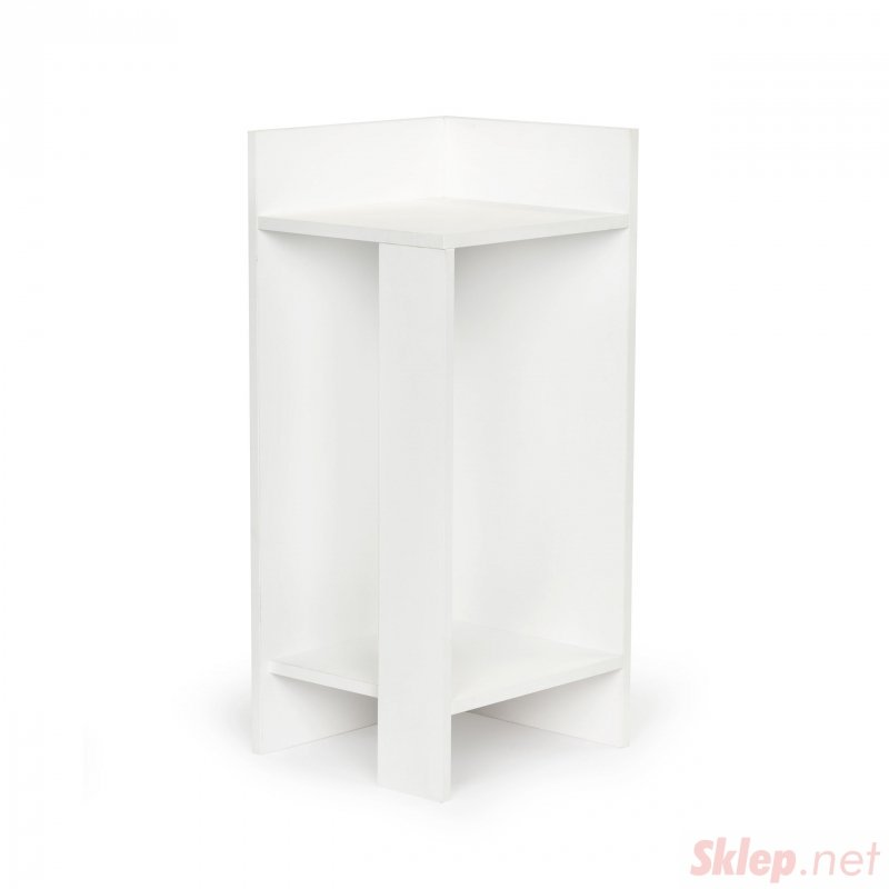 Szafka nocna nowoczesny stolik nocny regał słupek