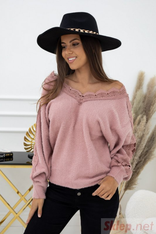 Sweter Diamond ZD95900 Powder Pink