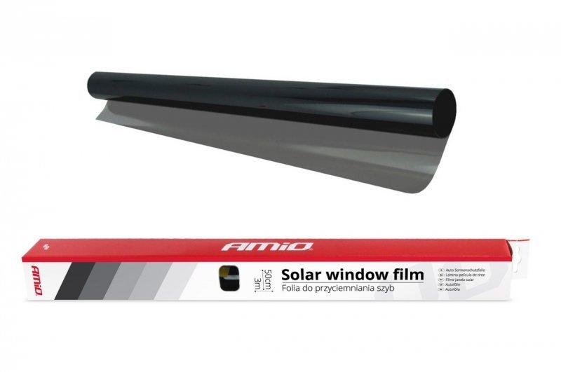 01651 Folia do przyciemniania szyb Black 0,5x3m (30%)