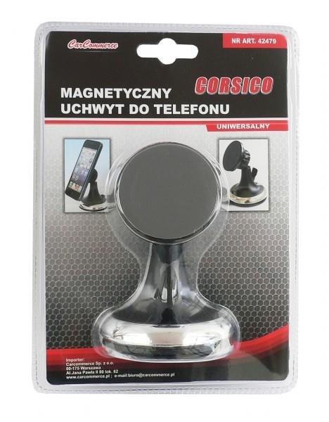 02052 Magnetyczny uchwyt do telefonu z przyssawką
