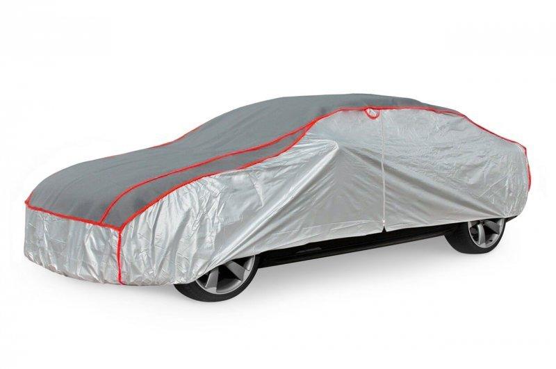 Plandeka pokrowiec przeciwgradowy na samochód - rozmiar l