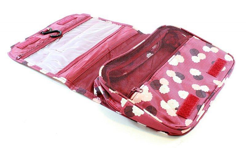 BQ28E Kosmetyczka podróżna kufer torebka