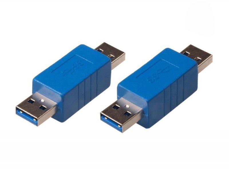 Przejściówka USB 3.0 AM - AM MCTV-614