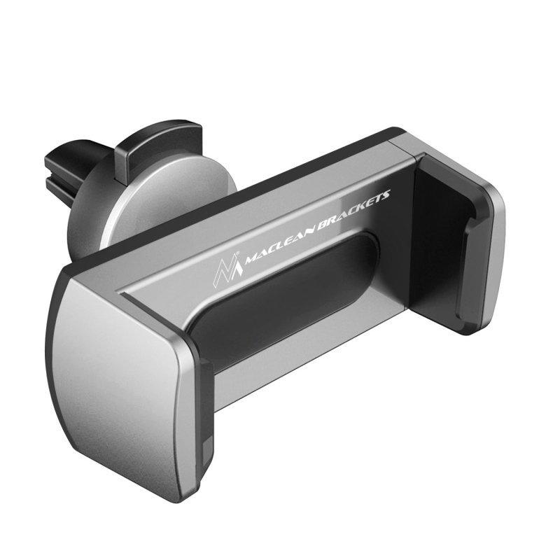 Uchwyt telefonu do kratki wentylacyjnej Maclean Comfort Series MC-783 - ABS