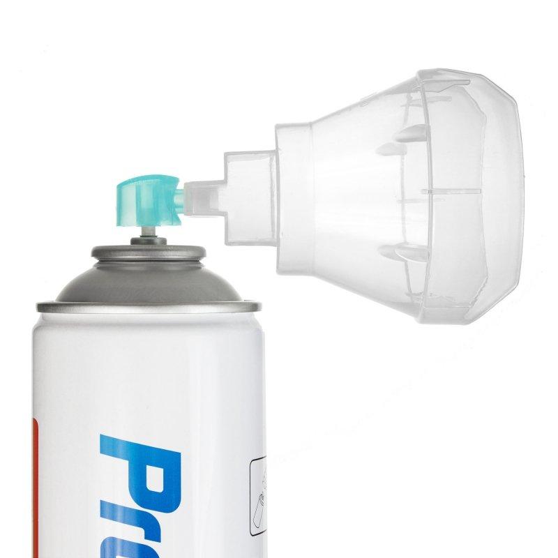 Tlen inhalacyjny medyczny w puszce 99,4% Promedix 14L  PR-994