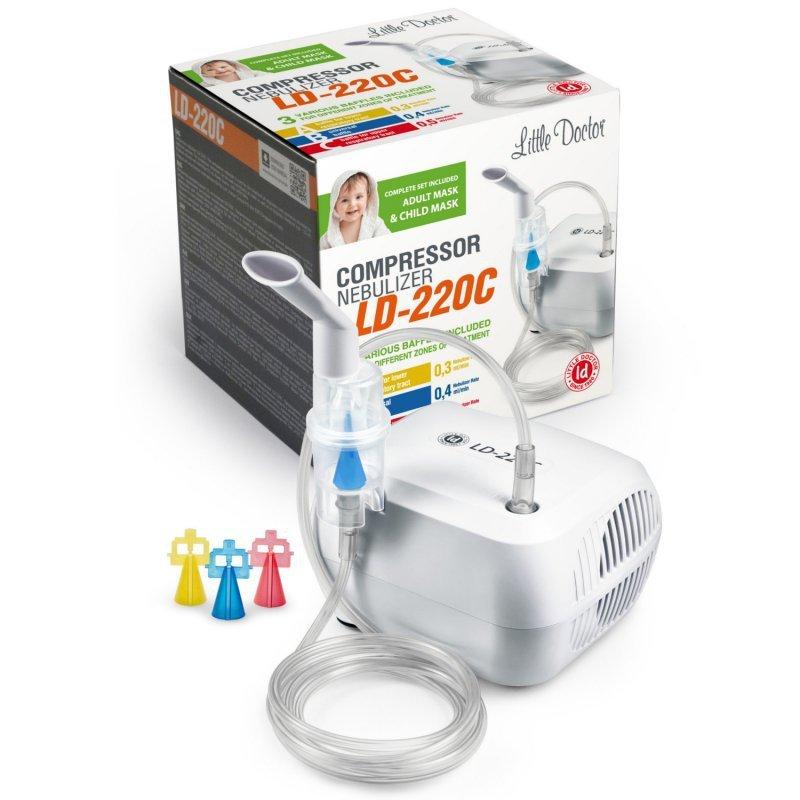 Inhalator tłokowy Little Doctor LD-220C
