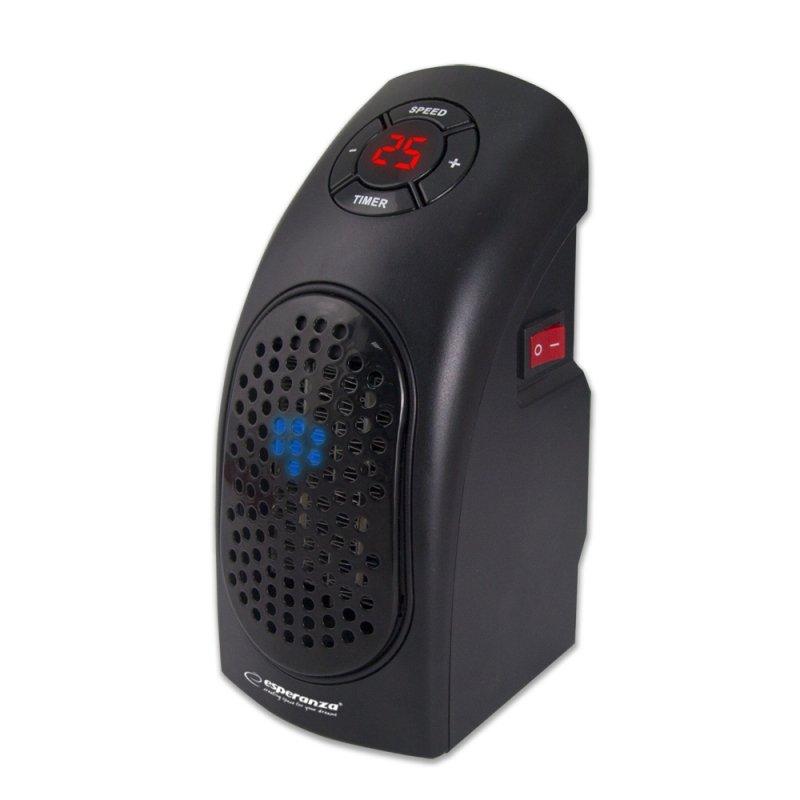 EHH007 Esperanza termowentylator mini 400w kalahari