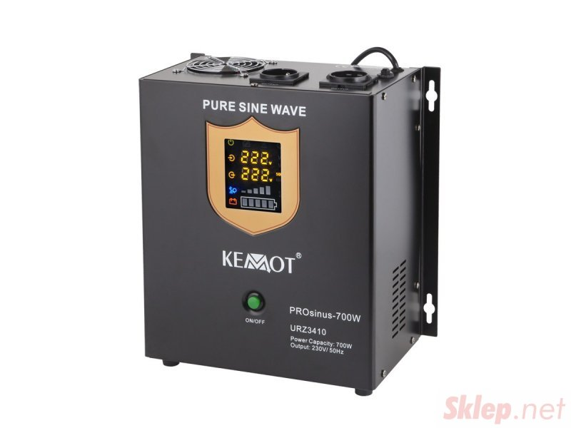 URZ3410 Awaryjne źródło zasilania Kemot PROsinus-700W