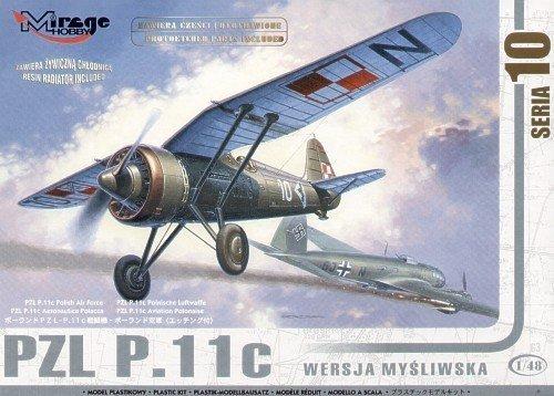 PZL P.11c Polska Wersja Myśliwska