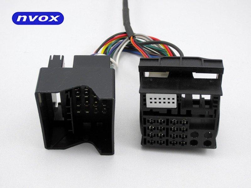 Zmieniarka cyfrowa emulator MP3 USB SD FORD QUADLOCK... (NVOX NV1086M FORD2 QUADLOCK)