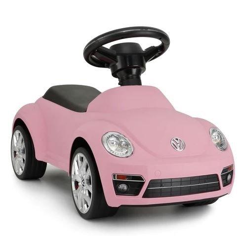 Jeździk Volkswagen Beetle - Różowy