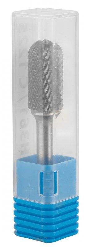Frez do metalu HM, typ C (walcowy zaokrąglony), 12 x 25 mm, trzpień 6 x 45 mm