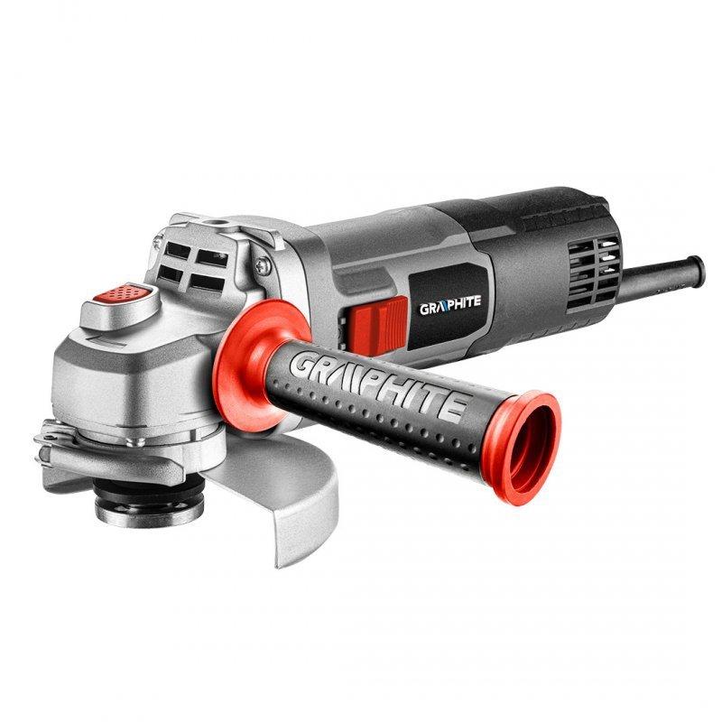 Szlifierka kątowa 1600W, 125x22.2 mm,